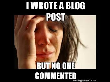 Ekspektasi Blogger