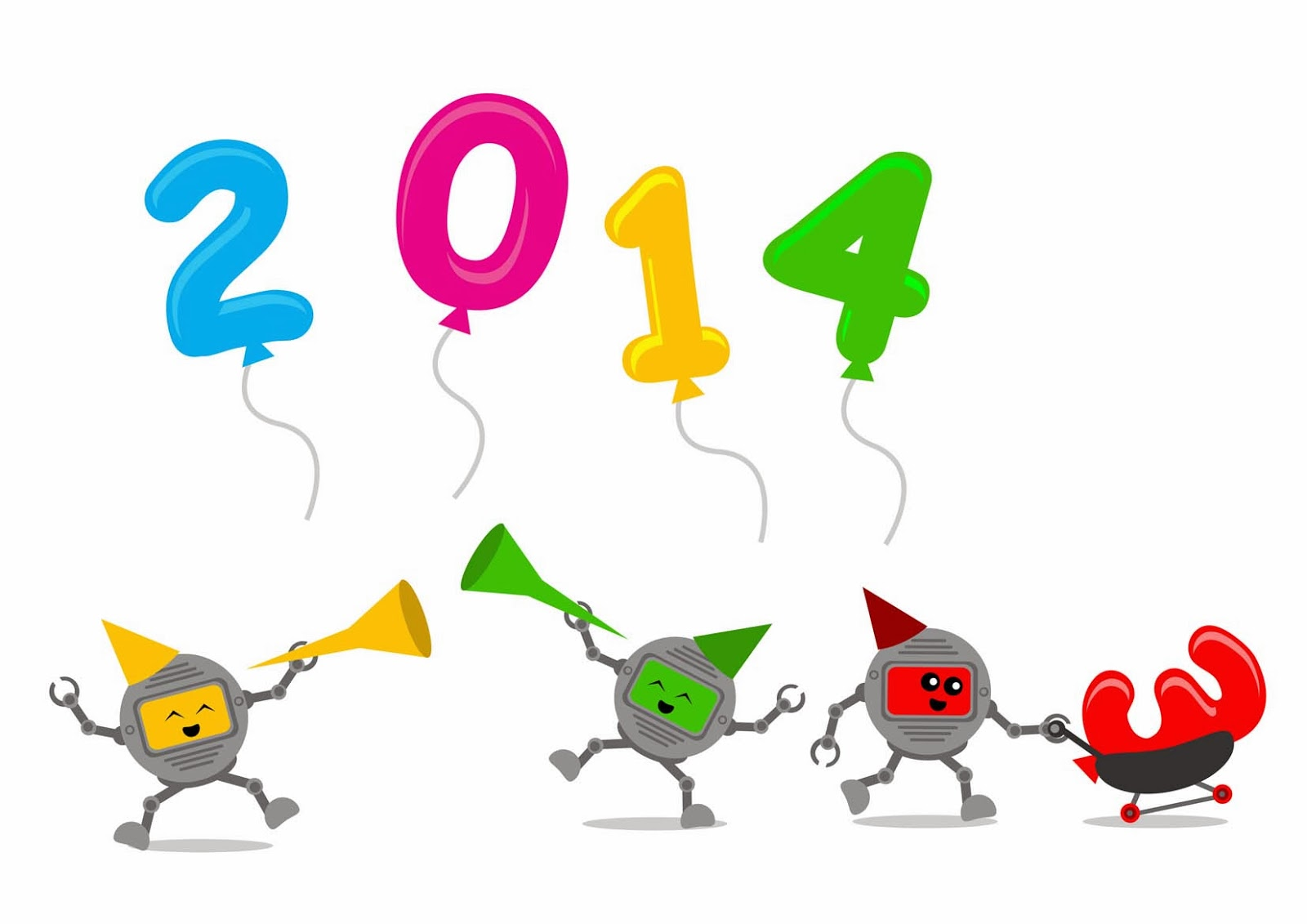 new year's day 2014 clipart - photo #29