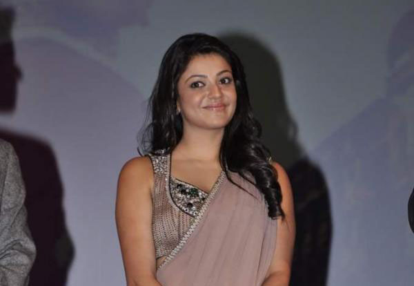Actress Kajal Agarwal Photos at Special Chabbis (26) Audio ...