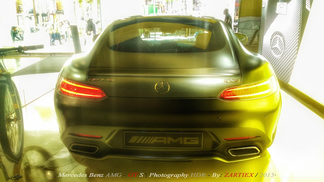 Stock images Mercedes Benz AMG GT S | Mercedes Benz A E S C Class - By ZARTIEX 3