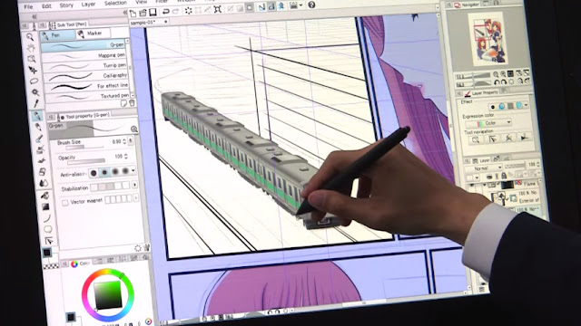 model-trong-animation-clip