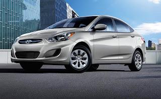 2018 Hyundai Accent SE - voitures les moins chères