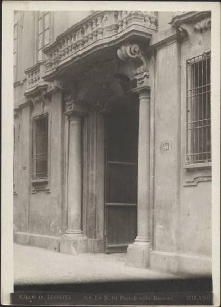 palazzo bolagnos visconti di modrone milano