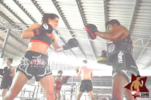 Sinbi MuayThai Thailand Muay Thai kick boxing