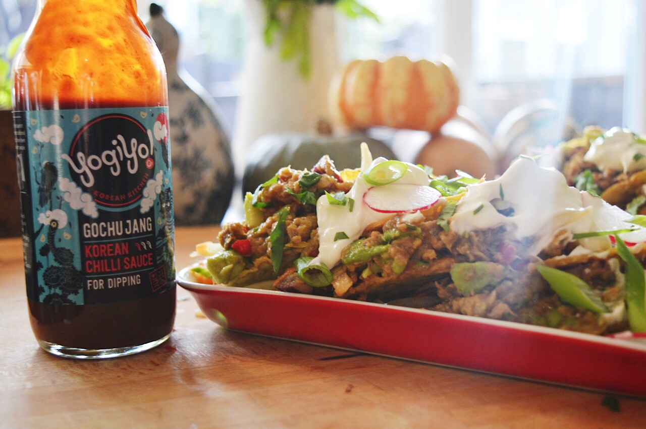 Smocked mackerel tacos recipe, Yogiyo sauces review, food bloggers, FashionFake