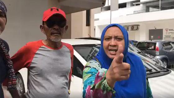 Amaran Isteri Saleem Kepada Syarikat Rakaman Syafiq Farhain