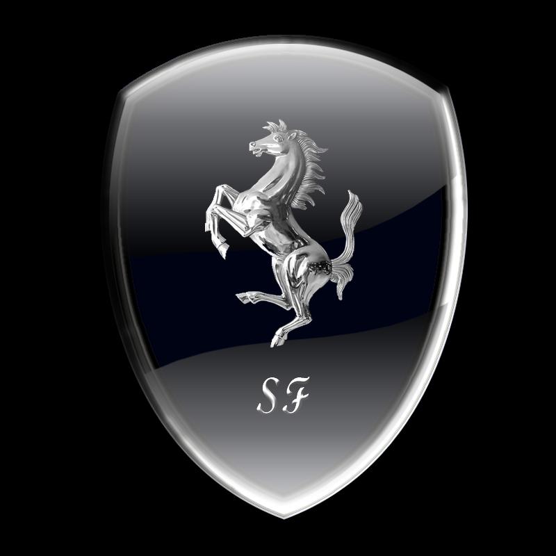 Ferrari Brand: Scuderia Ferrari Leather Chronograph
