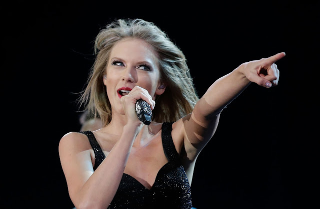 Actress, Singer @Taylor Swift - 'The 1989 World Tour' in Sydney