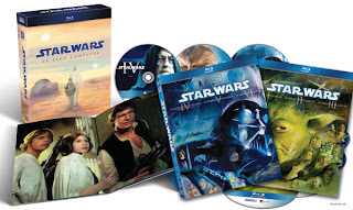 Star Wars Blu-ray