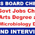 Spices Board Walk-in-Test 2019 for Analyst Trainee | M.Sc | 7 May & 8 May 2019
