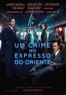 Murder on the Orient Express - Segundo Poster & Segundo Trailer