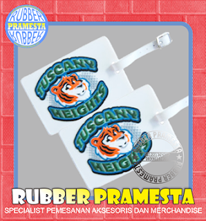 LUGGAGE TAG ROYAL CARIBBEAN | LUGGAGE TAG RUBBER BAND | LUGGAGE TAG RSVP