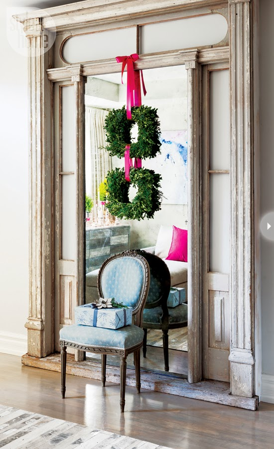 Beautiful Interior By Causa Design Group Grand Mansions: Mix And Chic: Home Tour- A Designer's Beautiful Holiday