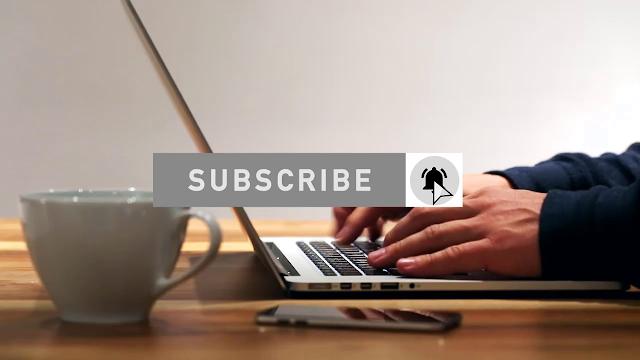 إضافة زر الإشتراك على القناة جاهز للإستعمال و طريقة إضافته بدون خلفية تماما Subscribe button