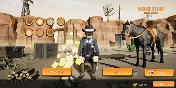 Outlaw! Wild west cowboy Apk Free on Android Game Download