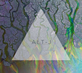 pochette album Alt-j An Awesome Wave
