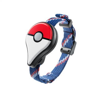 Comprar Pulseira Pokémon Plus GO!
