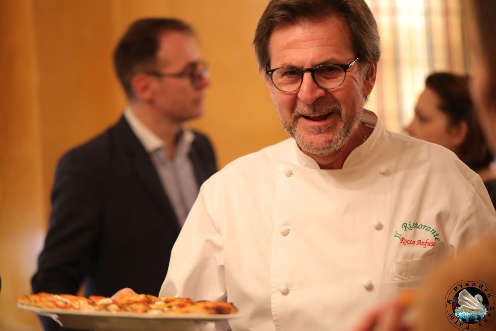 Il Ristorante du chef Rocco Anfuso : l'Italie à portée de main !