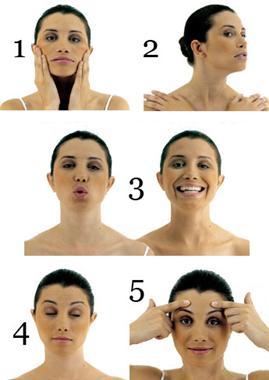Ejercicio Facial 3