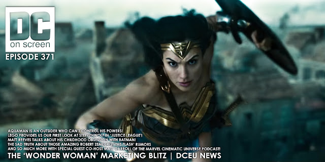 Wonder Woman leaps into action!