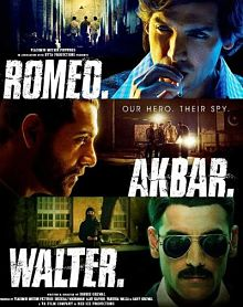 Sinopsis pemain genre Film Romeo Akbar Walter (2019)