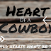 Cover Reveal: Heart of a Cowboy by Kristin Vayden