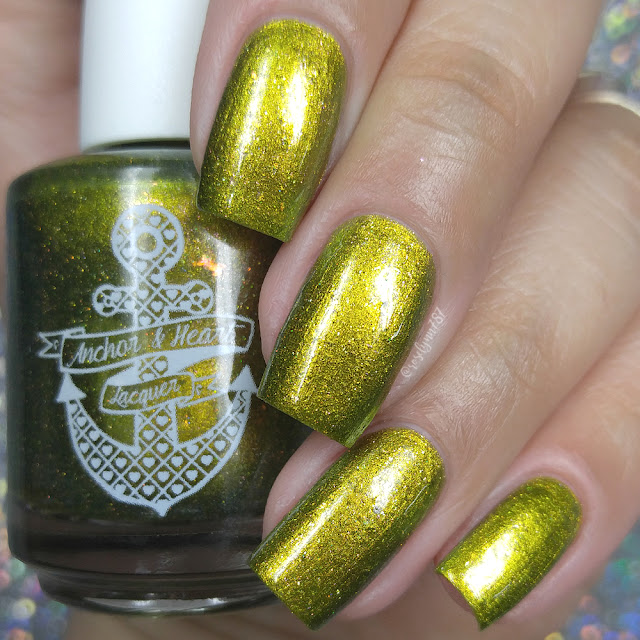 Anchor & Heart Lacquer - Drive Myself Crazy