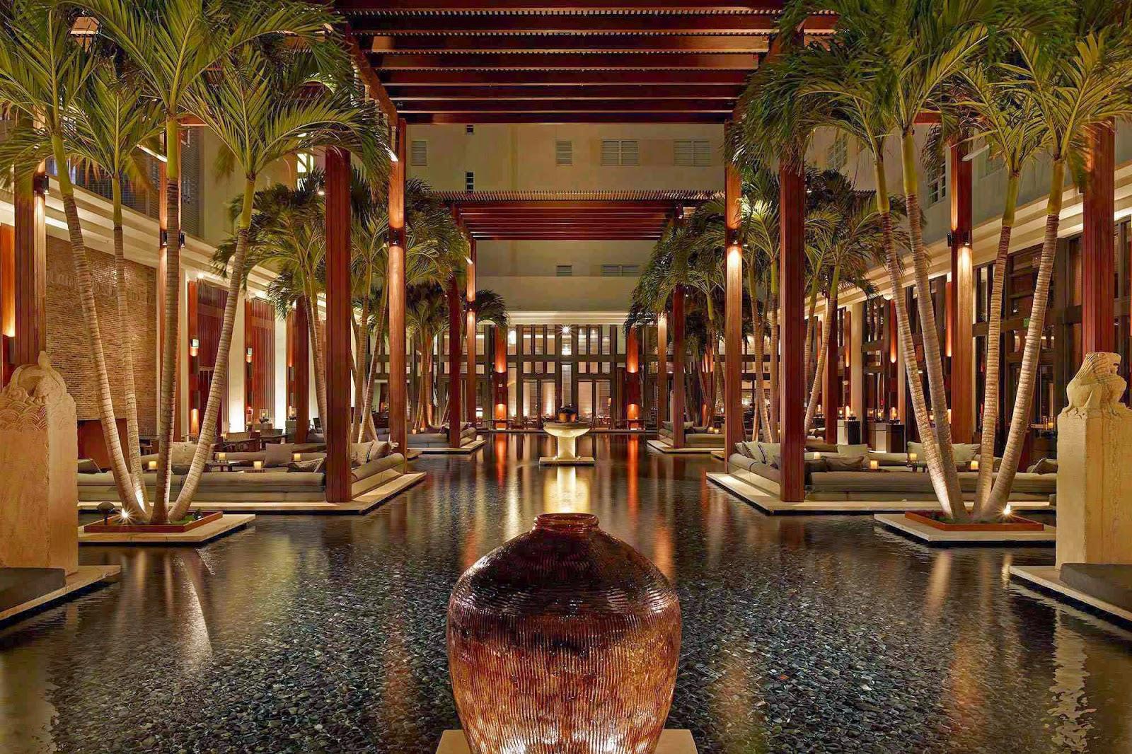 The Setai, South Beach, Miami, Florida