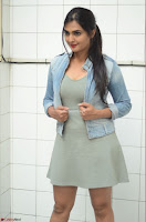 Neha Despandey in short deep neck dress at the Silk India Expo Exhibition ~  Exclusive 036.JPG