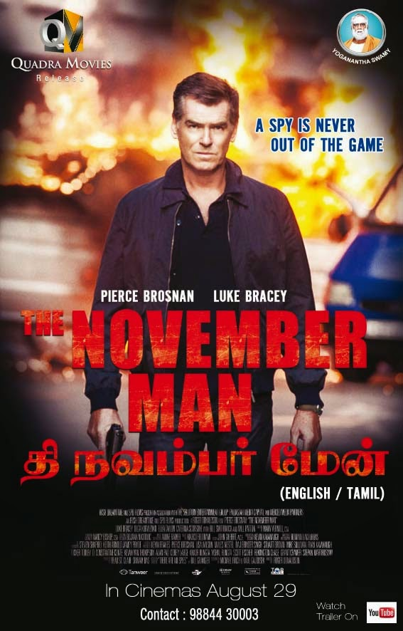 The November Man Watch Full Movie Online In HD Quality ...