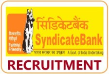Syndicate Bank 129 SO Recruitment 2019 | Apply Online For Bank Jobs