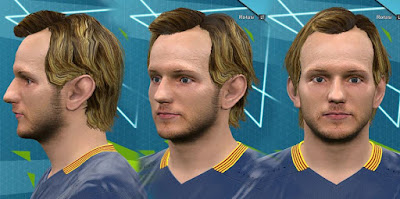 Rakitic Update PES 2016 - Collab with Parsa
