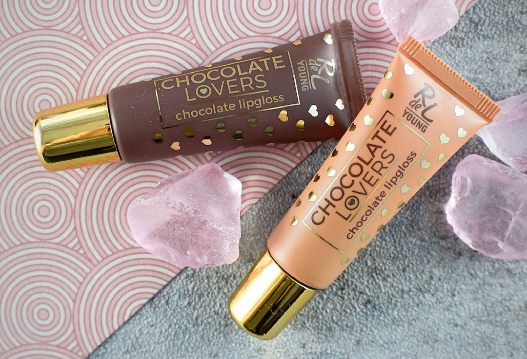 Chocolate Lovers LE, RdeL Young, Swatch, Lipgloss
