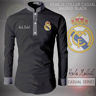 Kemeja Distro Bola Real Madrid