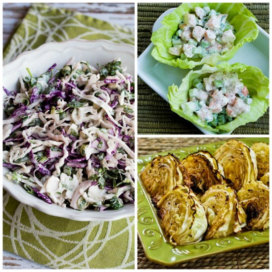 Kalyn's Top Ten Low-Carb Recipes with Cabbage (and Happy St. Patrick's Day Everyone!)