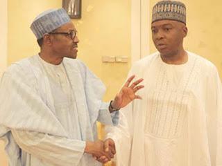 Aviod Saraki, He Is A Desperate Politician - Presidency Tells Buhari Supporters