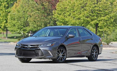 2017 Toyota Camry Release Date
