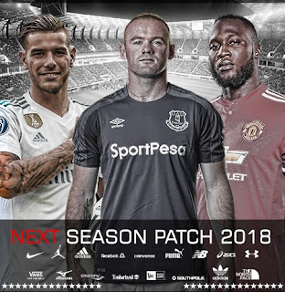 PES 2010 Next Season Patch 2017/2018