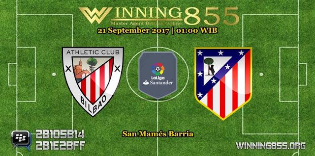 Prediksi Skor Athletic Bilbao vs Atletico Madrid