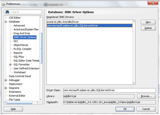 Oracle Middleware 11g - BPEL,OSB,Java Blog: Setup SqlServer
