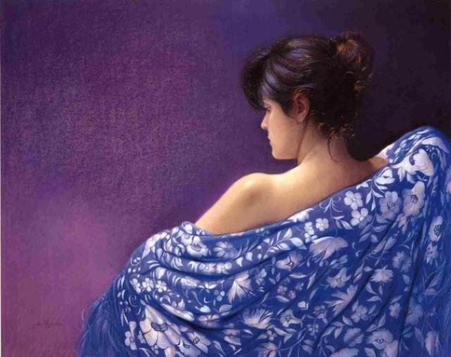 Современные художники Испании. Soledad Fernandez 16+ 2