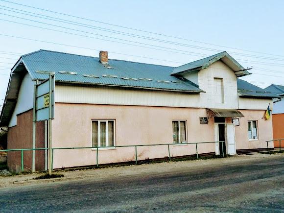 Гошев Долинского района Ивано-Франковской области. Библиотека