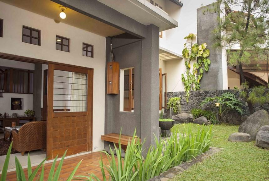5 Cara Mudah Mempercantik Teras Rumah