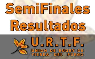 [URTF] Resultados: 1ra División - SemiFinal