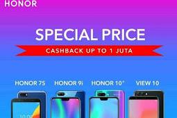 Harga Smartphone Honor 10 Lite Terbaru 2019