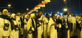 Ini Dia Isi Koper Jamaah Haji