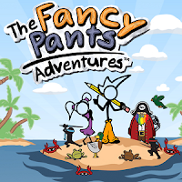 Fancy Pants Adventures MOD APK