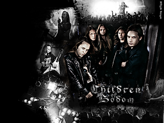 Photo des membres de Children of Bodom