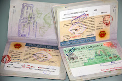 Visa to Vietnam and Cambodia
