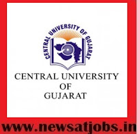 central+university+of+gujrat+recruitment+2016